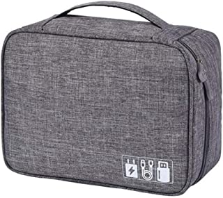Universal Cable Organizer Bag GREY