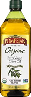 Pompeian Organic Extra Virgin Olive Oil - 32 Ounce