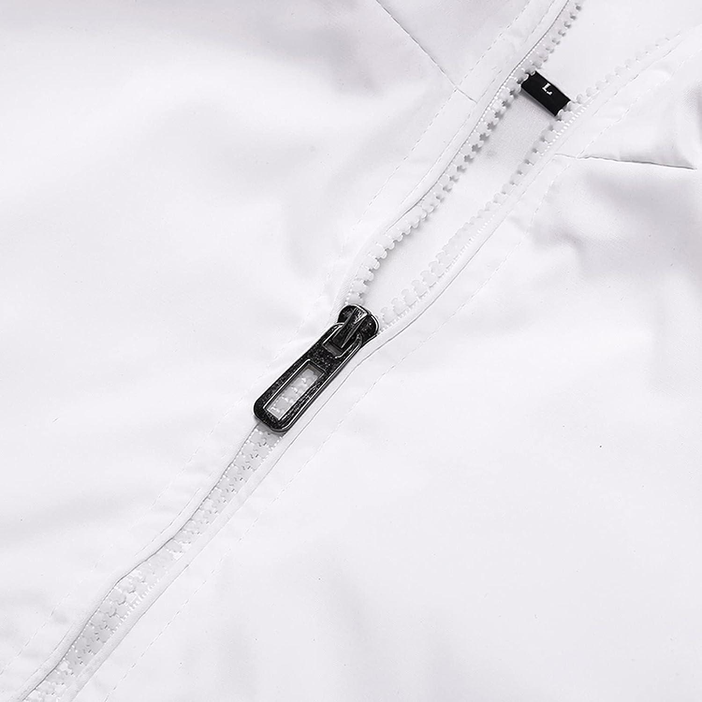 Mens Lightweight Baseball Bomber Jackets 2021 Clearance Stylish Hippie Baseball Varsity Jacket Outerwear Full Zip Up