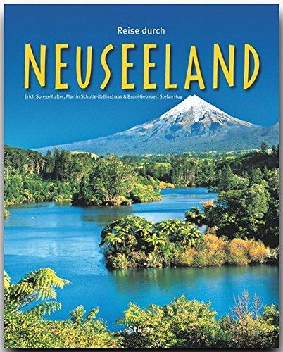 Reise durch NEUSEELAND - Ein Bildband mit über 170 Bildern - STÜRTZ Verlag