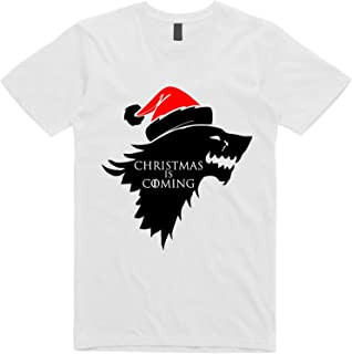 FMstyles Game of Thrones Christmas is Coming Unisex Tshirt FMS367