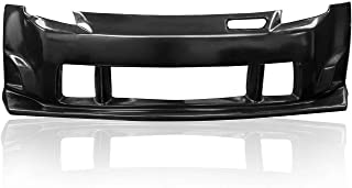 KBD Body Kits Compatible with Nissan 350Z 2003-2008 ING Style 1 Piece Flexfit Polyurethane Front Bumper. Extremely Durable, Easy Installation, Guaranteed Fitment, Made in the USA!
