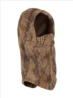 Natural Gear Windproof Fleece Hood Polyester Natural Camo