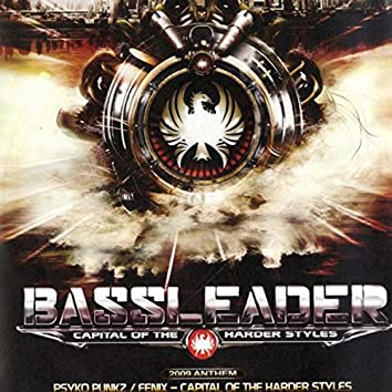 Capital Of Harder Styles