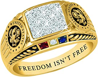 7a99ca074570d Amazon.com: military rings