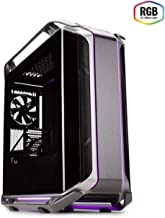 Cooler Master Cosmos C700M E-ATX Full-Tower with Curved Tempered Glass Panel, Riser Cable, Flexible Interior Layout, Diver...
