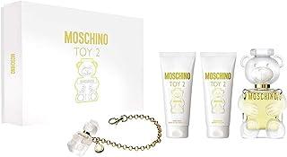 MOSCHINO TOY 2 DELUXE CHARM (W) SET EDP 100 ml, PRFM BODY LOTION 100 ml, PRFM BATH 100 ml for women