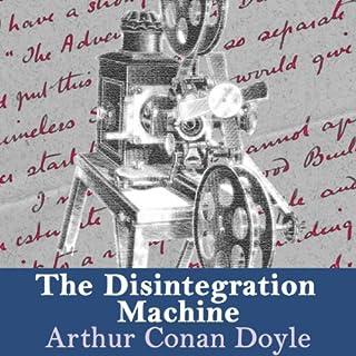 The Disintegration Machine cover art