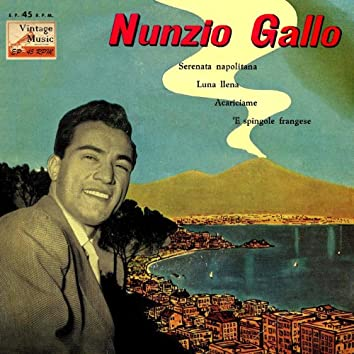 """Vintage Italian Song Nº 27 - EPs Collectors, """"Canzone Napoletane"""""""