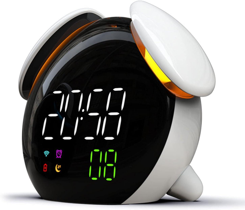 DUOWEI 2021 model Smart Fun Alarm Clock Max 63% OFF Digital Led Mult Child