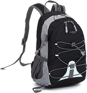 Mochila para portátil de negocios, para senderismo, camping, senderismo, caza, 33 x 23 x 17 cm, color azul, Black (Negro) - PAFWWHA4U6