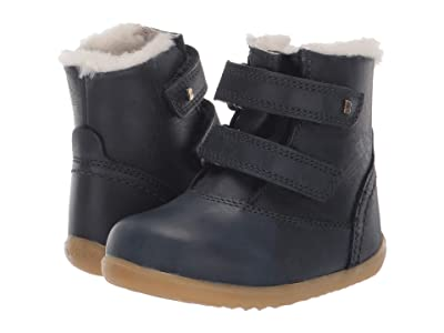 Bobux Kids Step Up Aspen Winter Boot (Toddler) (Navy) Kid