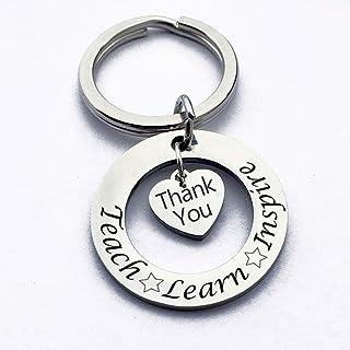 Teacher Appreciation Gifts Keychain Teacher Birthday Christmas Gifts