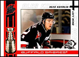 2003-04 Pacific Quest for the Cup #12 Ales Kotalik Buffalo Sabres Official NHL Hockey Trading Card