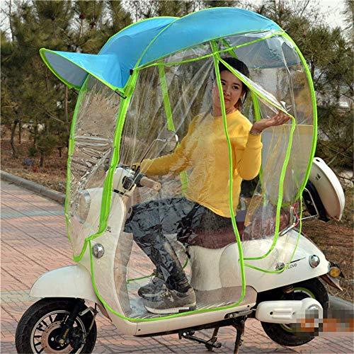 Fundas para motos Cubierta de parasol de motocicleta eléctrica universal, parasol de...