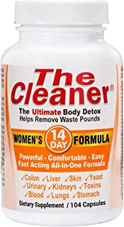 14 day colon cleanse by 14 Day Women's Formula
