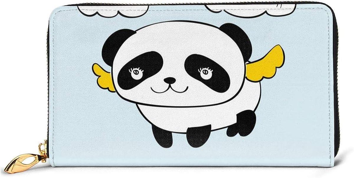 Wallets For Women Leather Angel Panda Clutch Long Trust Ranking TOP7 Zipper