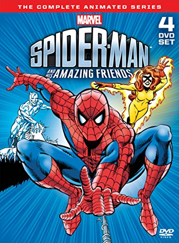 Spider-Man & His Amazing Friends Complete Collection [4 DVDs] [UK Import]