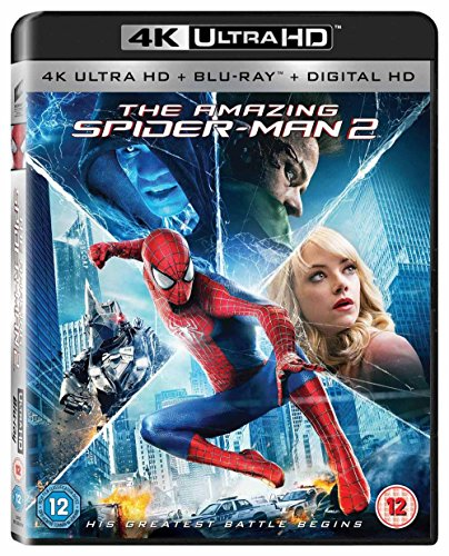 The Amazing Spiderman 2 (4K)