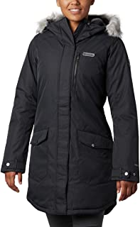 Womens Suttle Mountain Long Insulated Jacket