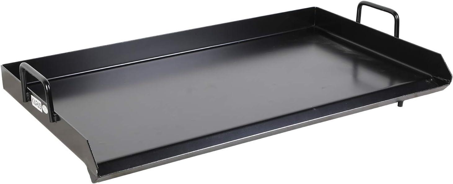 Trust KAPAS Premium BBQ Flat Top Griddle Plate Pan Luxury goods 17
