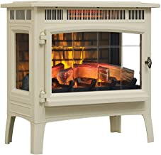 Best electric wood burning stove cream Reviews