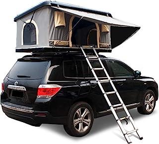 XPHW taktält ABS hårt skal vattentätt biltaktält automatisk utomhus off-road, lämplig för 2-3 vuxna, med utökad stege och ...