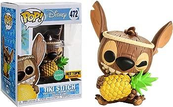 Funko Pop! Lilo and Stitch Tiki Stitch Scented Exclusive Vinyl Figure