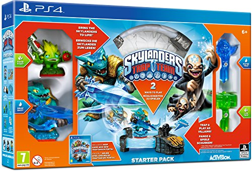 Skylanders:  Trap Team - Starter Pack - Standard Edition - [PlayStation 4]