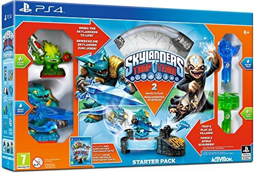 Skylanders:  Trap Team - Starter Pack - Standard Edition - [PlayStation 4]