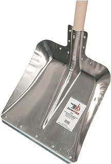 Aluminium Schaufel  330 x 340mm Kornschaufel Randschaufel Schneeschaufel Garten