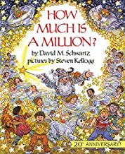 How Much Is a Million? (Reading Rainbow Books)