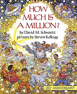 Great introduction to big numbers: How Much is a Million