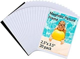 magnetic photo frame for fridge
