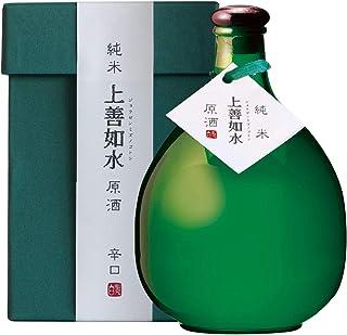 白瀧酒造 上善如水 純米 原酒 720ml