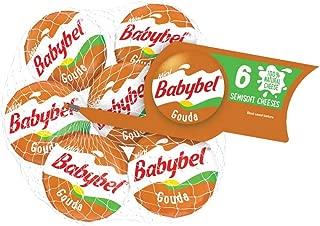 Mini Babybel Gouda Cheese, 4.51 Ounce -- 12 per case.