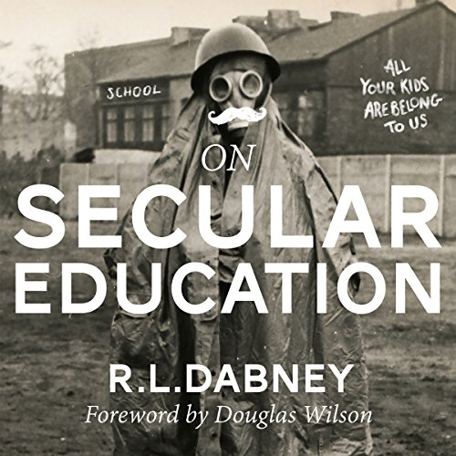 On Secular Education audiobook cover art