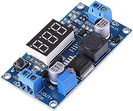 Akozon DC-DC Módulo Elevador de Potencia Boost Converter para baterías de almacenamiento, transformadores de potencia, bricolaje Equipo industrial 5V ~ 35V