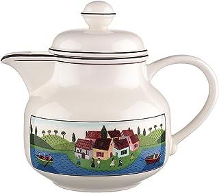 Villeroy & Boch Design Naif 0.90 Litre Teapot, 6 Persons