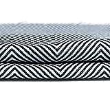 McAlister Textiles Black&White | Stoff im geometrischen
