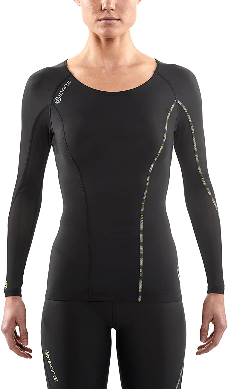 Popular SKINS Max 79% OFF Womens DNAmic Women's Top Compression sleeve Long
