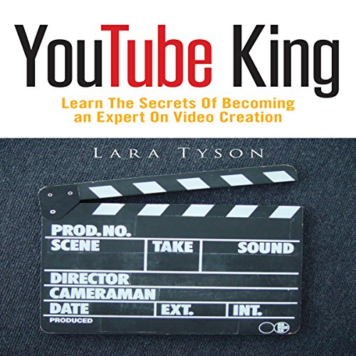 YouTube King audiobook cover art