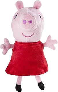 Peppa 92661 Peppa Pig Knuffeldier met Pluche Figuur, 15 cm Groot