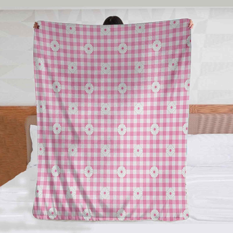 Pale Pink Baby Blanket 30