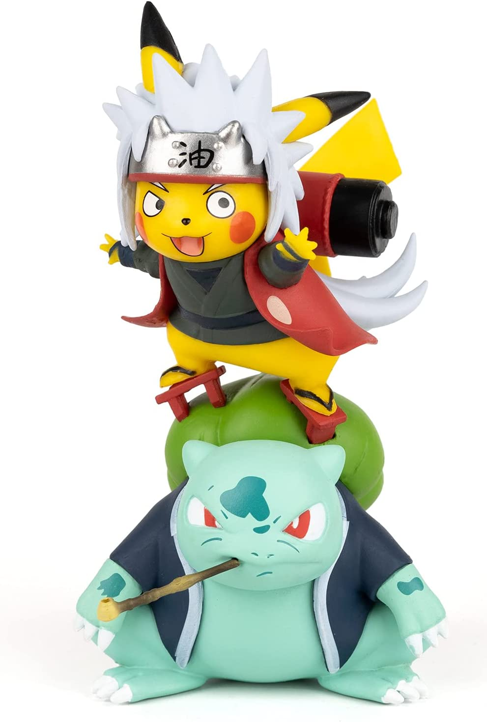 DOMAN Pikachu Cosplay Jiraiya Action GK Limited price Statues Collectio Branded goods Figure