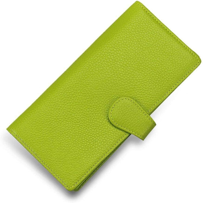 Girls Purse Women's Wallet,Lady 30 Percent Leather Wallet Multifunctional Cowhide Purse
