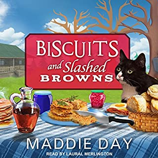 Biscuits and Slashed Browns audiobook cover art