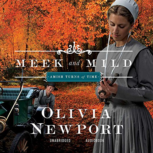Meek and Mild audiobook cover art