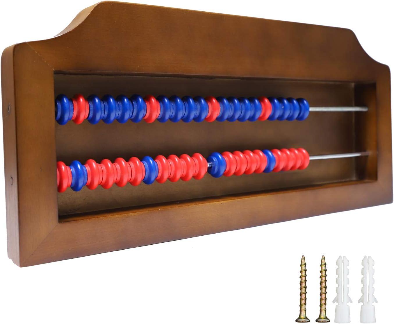 Shuffleboard Scoreboard Popular popular Solid-Wood Score for Shuffl Table System Max 83% OFF