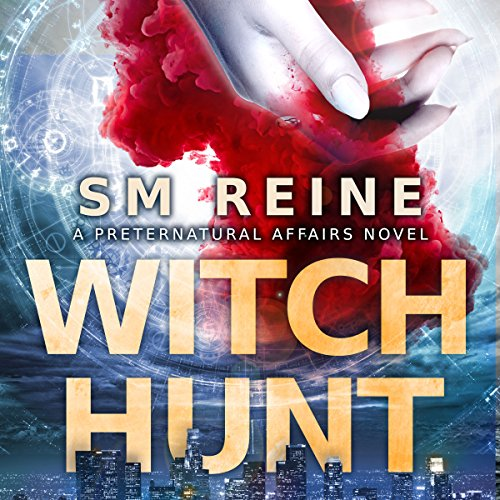 Witch Hunt     Preternatural Affairs, Book 1              By:                                                                                                                                 SM Reine                               Narrated by:                                                                                                                                 Jeffrey Kafer                      Length: 5 hrs and 7 mins     8 ratings     Overall 4.0